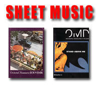 OMD Sheet Music